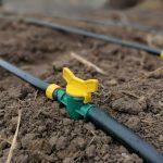 drip line with mini valves/ drip valve
