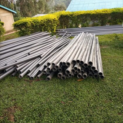 Polyvinyl Chloride Pipes(PVC)