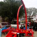 Forage harvester machine